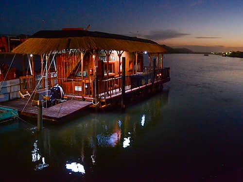 Addo Park House Boat – Maggie May